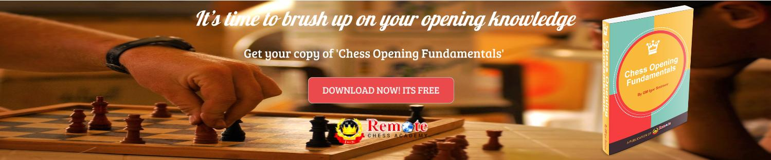 Best chess openings and how to pick one for you