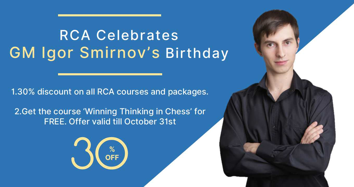 Igor Smirnov Birthday Offers