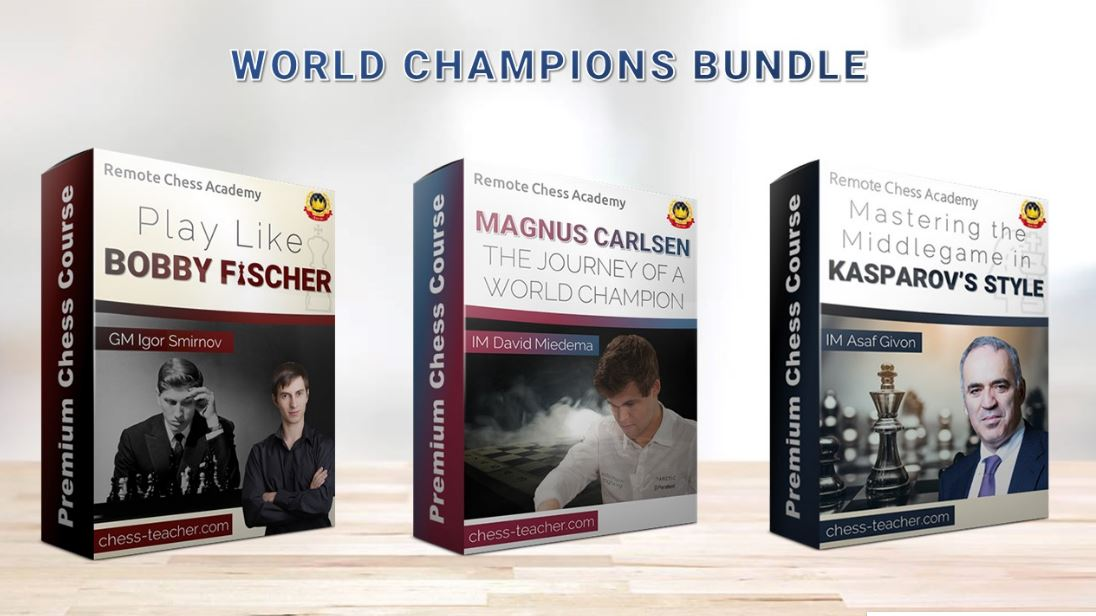 World Champions Bundle