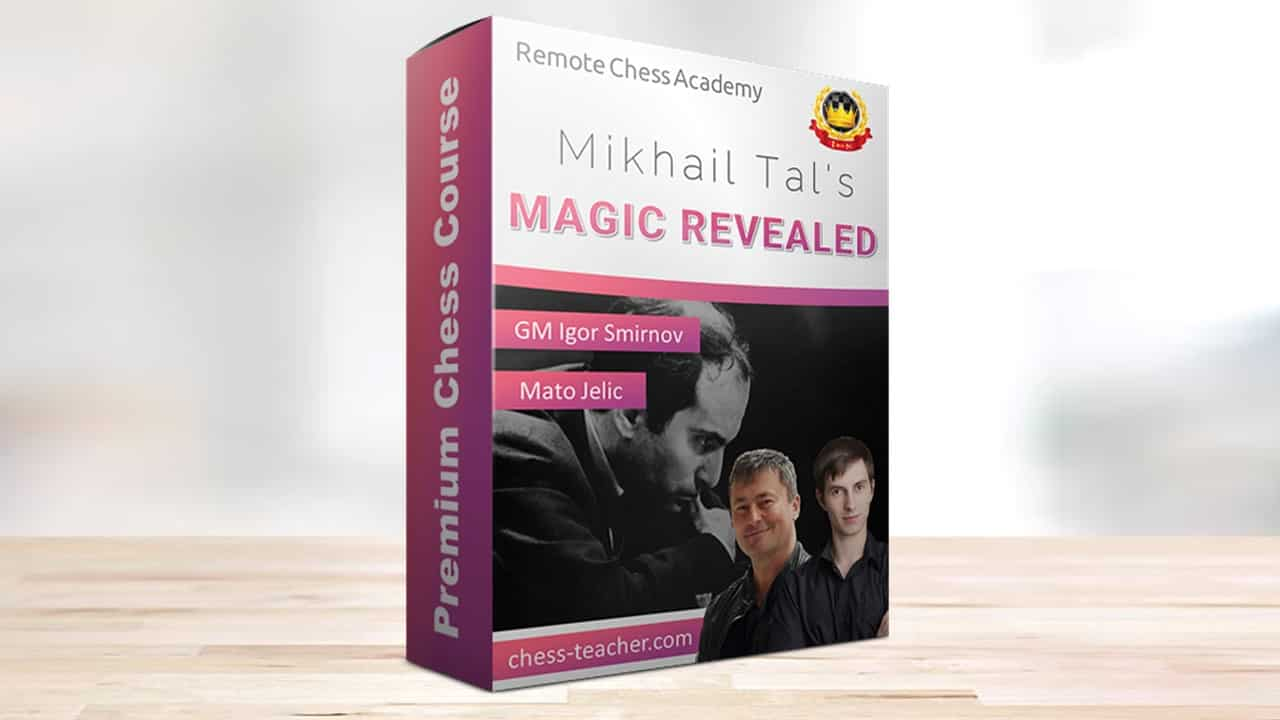 Mikhail Tal Magic Revealed