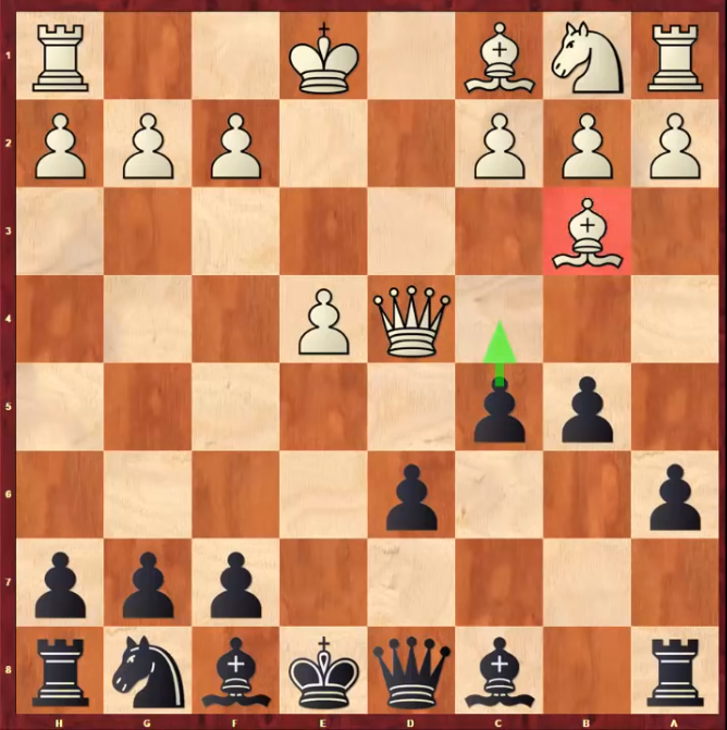 chess opening trap