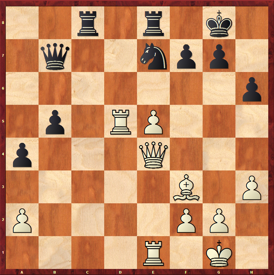 chess middlegame