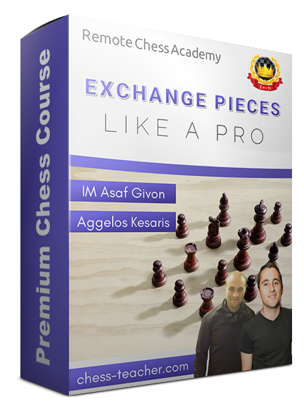 Exchange Pieces like a Pro