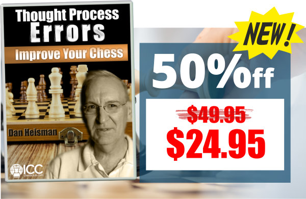 thought process errors chess course