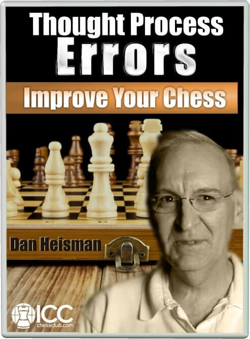 thought process errors in chess