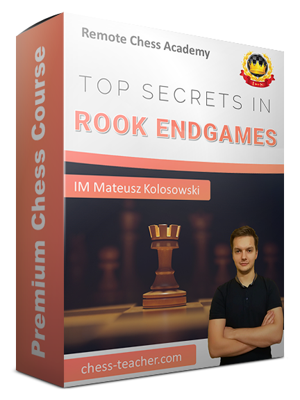 top secrets in rook endgames chess course