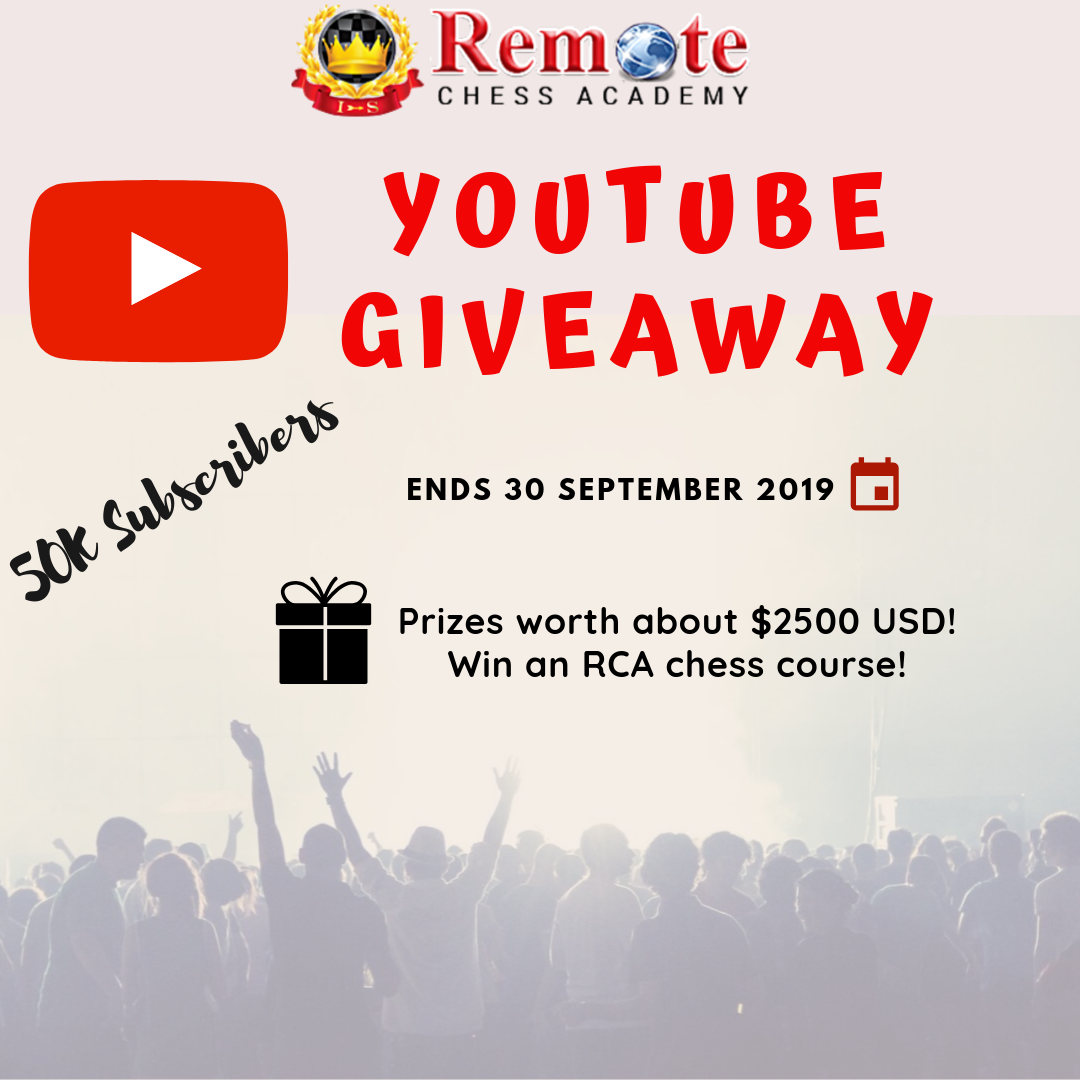 RCA YouTube Giveaway