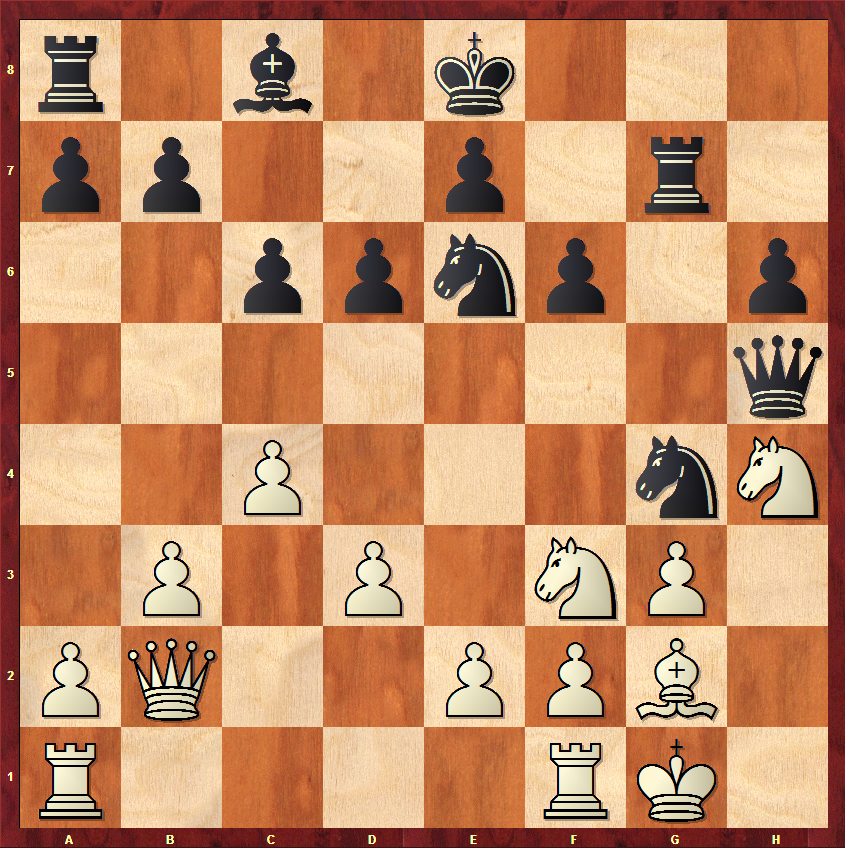 GM Igor Smirnov's Student Game