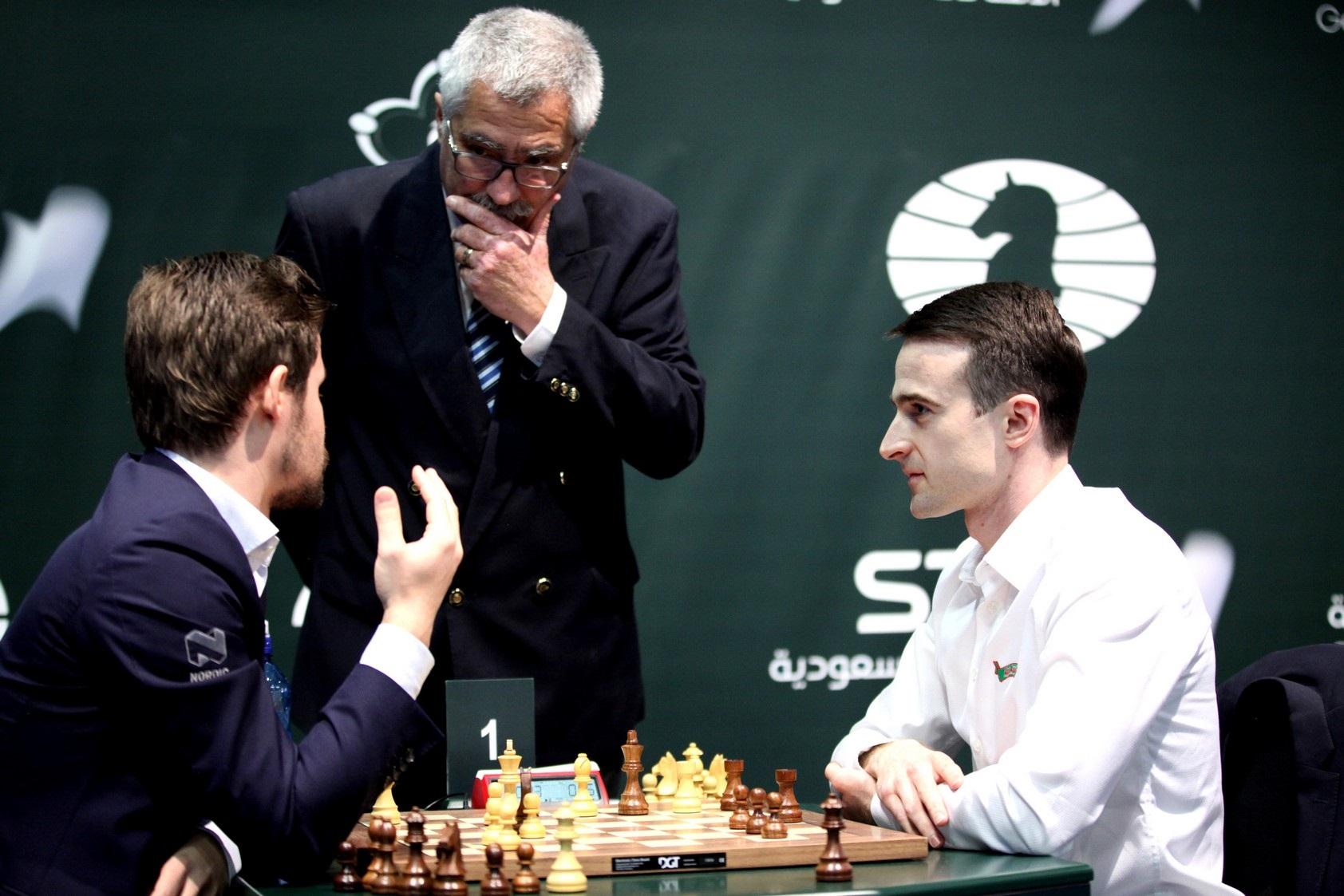 Carlsen Inarkiev World Blitz 2017