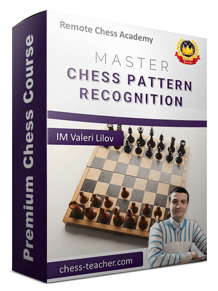 Master Chess Pattern Recognition