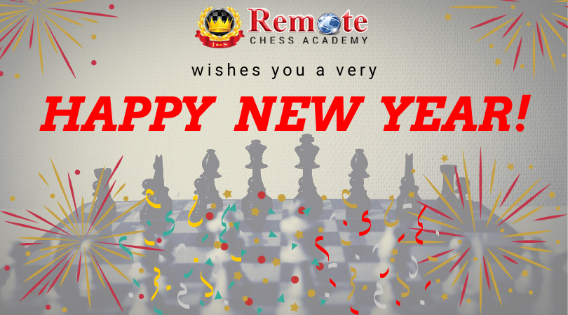 Happy New Year 2020 Remote Chess Academy