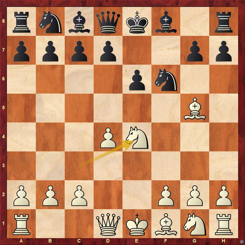 chess opening trap dutch defense