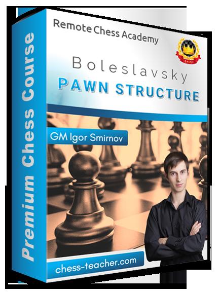 Boleslavsky Pawn Structure